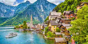 Europe Travel Landscapes Hidden Gems